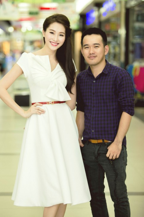 Le Thanh Hoa: 'Hoa hau Thu Thao truyen cam hung cho toi'