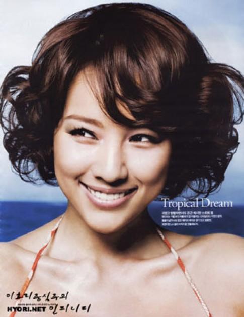 Lee Hyori - toc kieu nao cung xinh