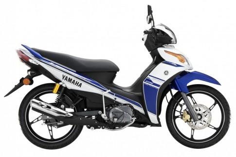 Legenda 115R Malaysia (Jupiter Fi 115 Viet Nam) 2014
