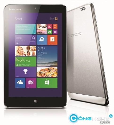 "Lenovo Miix 2: Tablet 8"" chạy Windows 8.1 giá tốt"