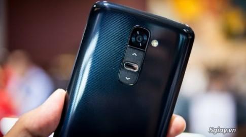 LG G3: Man hinh 2K, vi xu ly tam loi