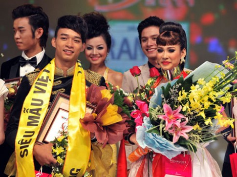 Liên hoan Người mẫu Thời trang Việt Nam 2011