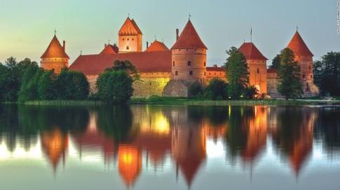 Lithuania, vẻ đẹp thanh bình của vùng biển Baltic