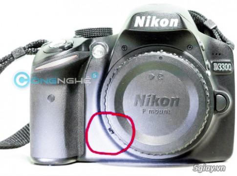 Lo anh Nikon D3300 phien ban tiep theo cua D3200