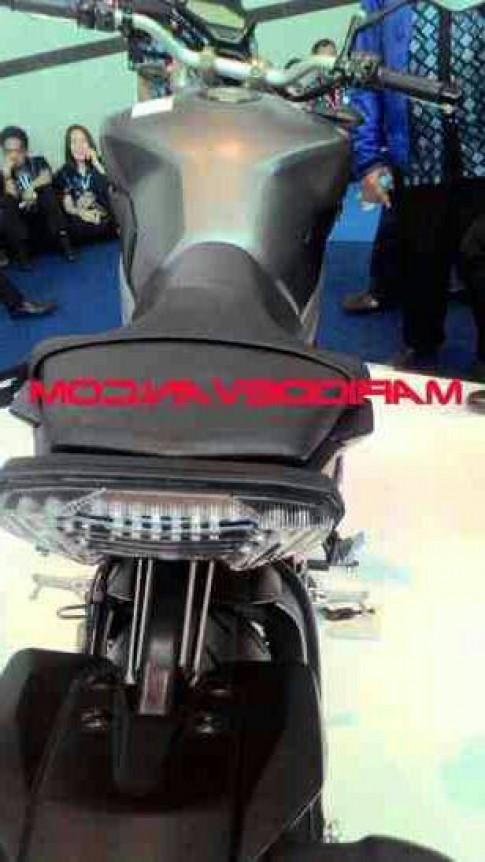 Lộ ảnh Yamaha MT - 25 đầu tiên tại Indonesia