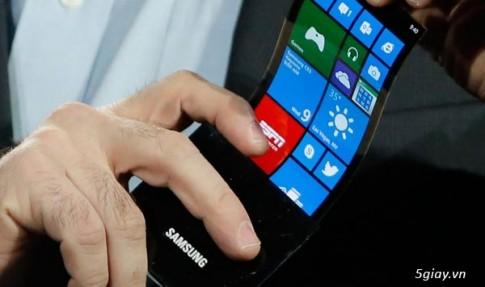 Lo dien hinh anh ve Samsung Galaxy s5