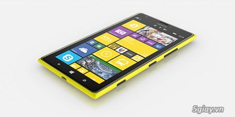 Lo dien Nokia Lumia 1820 va Lumia 1525: Man hinh 2K, RAM 3GB