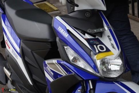 Lộ diện Yamaha M3 125 GP 2015