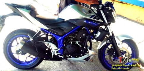 Lộ giá bán Yamaha MT-25 chỉ 75 triệu đồng