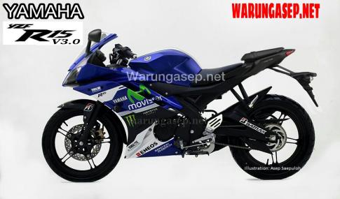 Lộ ký tự đầu của dòng Yamaha R15 V3.0 mới