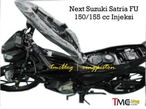 Lộ thông tin ban đầu thông số kỷ thuật của Satria FU150 Fi