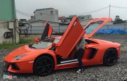 Loat sieu xe khung moi xuat hien o Quang Ninh