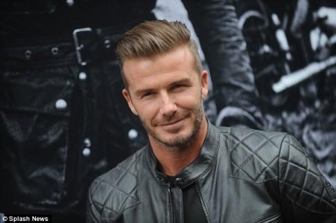 Luan la so tu vi David Beckham