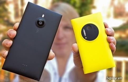Lumia 1020 VS Lumia 1520 ai hon ai