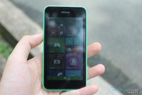Lumia 530: máy nhanh, thiết kế chắc chắn, windows phone 8.1