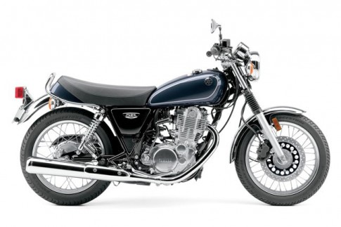 Mau classic co dien cua Yamaha duoc ban vao thang 5
