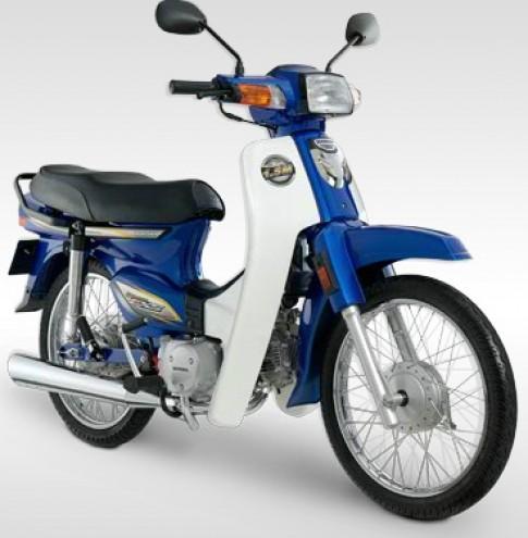 Mau sac Honda Dream EX5 o Malaysia