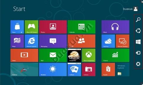Meo dung Windows 8.1 huu ich