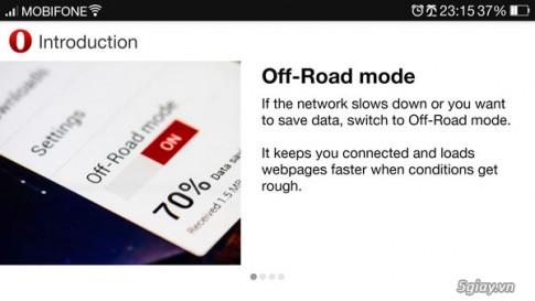 Meo tiet kiem dung luong 3G khi duyet web tren di dong