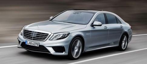 """Mercedes-Benz """"an nen lam ra"""" trong nam 2013"""