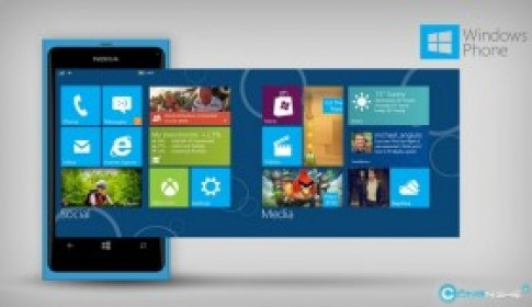 Microsoft muon gop chung Windows Store va Windows Phone Store