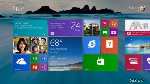 """Microsoft """"thuong nong"""" $100,000 cho Yu Yang, nguoi phat hien loi bao mat cua Windows 8.1"""