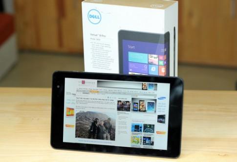 Mo hop may tinh bang Windows nho gon - Dell Venue 8 Pro