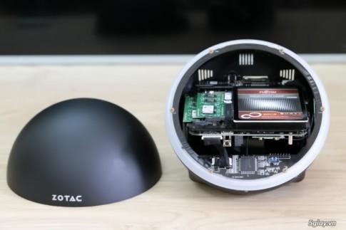 Mo xe may mini-PC ZOTAC ZBOX Sphere OI 520