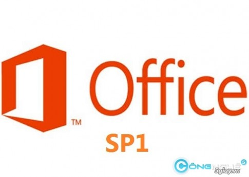 Moi tai ve ban cap nhat Microsoft Office 2013 SP1