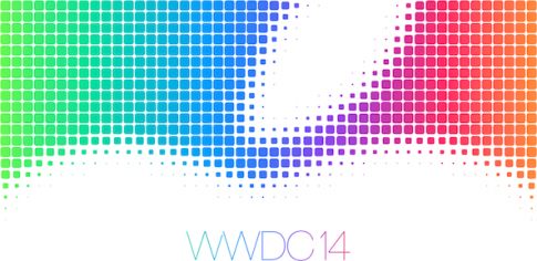 Moi tai ve bo wallpaper WWDC 2014 phong cach Apple