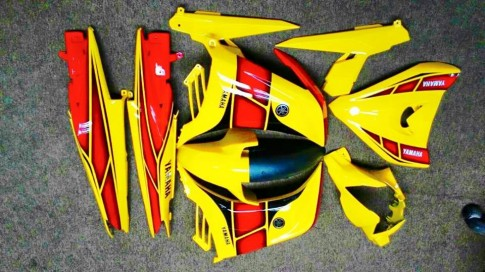 Một số dàn áo phong cách đấu của Exciter bên Malaysia