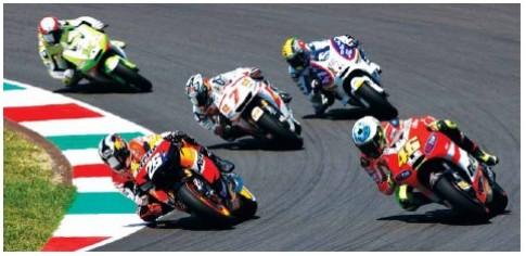 Moto GP: giac mo cua Honda