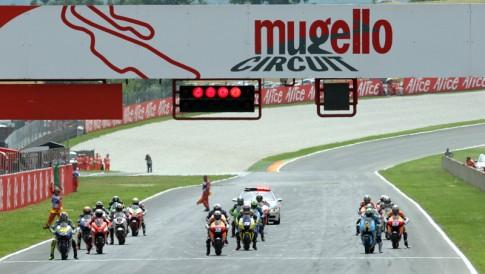 MotoGP-2013 ( Chang 5 ) : Gran Premio d'Italia TIM ( MugellLeo Circuit ) : Ngay ay va ... bay gio ..