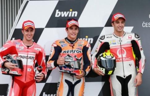 MotoGP 2014 - Marquez gianh Pole lan thu 9