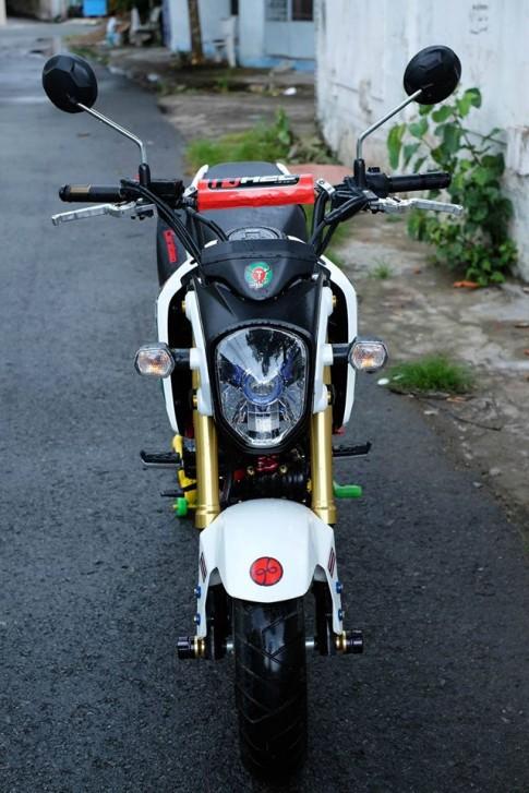 MSX con xe nho duoc dan choi mini bike ua chuong