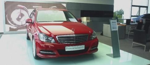 Mua xe sang Mercedes-Benz cu o dau dang tin cay?