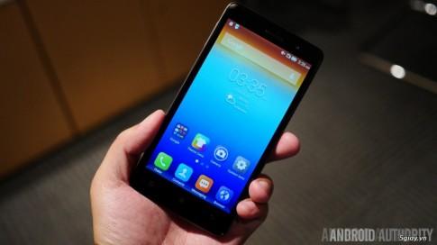 [MWC 2014] Lenovo ra mat 3 smartphone gia re S860, S850, S660
