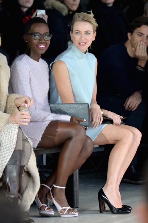 Mỹ nhân đọ phong cách ở hàng ghế đầu các tuần thời trang