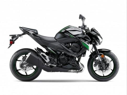 Nakedbike Z800 ABS 2016 có giá 8.400 USD tại Mỹ