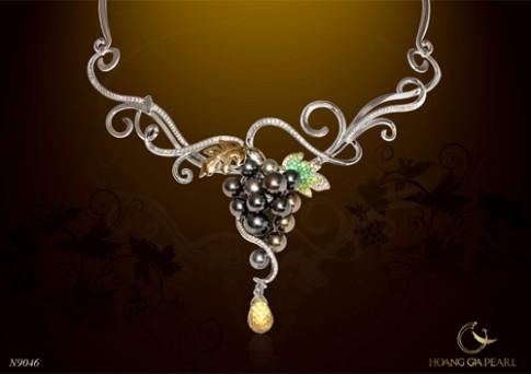 Nghệ thuật trang sức từ Hoang Gia Pearl