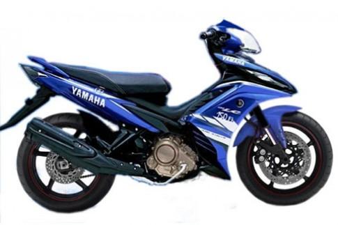 Nghi van Exciter 150cc co phun xang gay sot cong dong biker