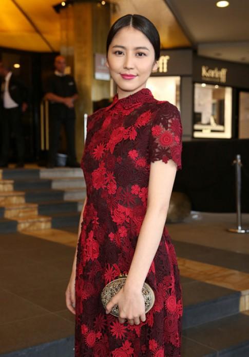 'Ngoc nu' Nhat dam tham, sang trong tai Cannes