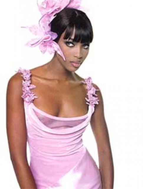 'Người đẹp hiếu chiến' Naomi Campbell
