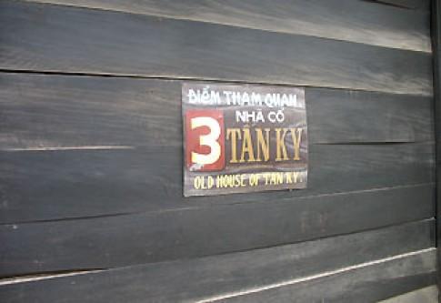 Nha co Tan Ky