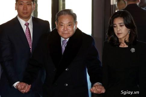 Nhà họ Lee mất dần quyền kiểm soát Samsung