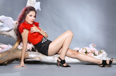 Nha trieu do cua ca si Ngo Mai Trang