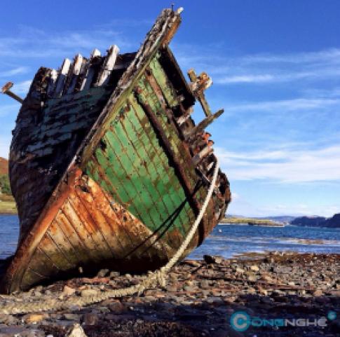 Nhiếp ảnh gia của National Geographic trải nghiệm chụp hình trên Iphone 5S