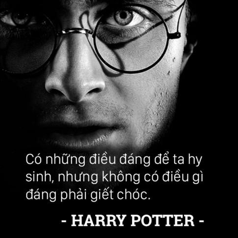 Nhung bai hoc dat gia tu cac nhan vat trong Harry Potter