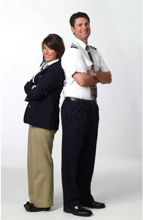 Những bộ đồng phục hàng không bị chê trên thế giới