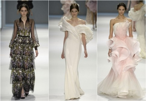 Nhung bo vay Couture dep nhat Xuan 2015
